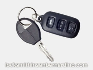 San Bernardino Car Key